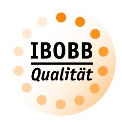 Logo IBOBB Qualitätssiegel